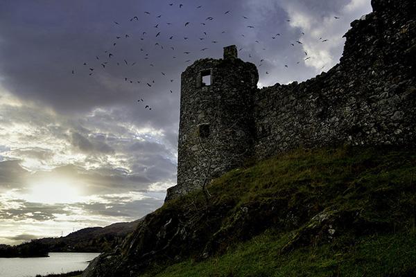 Kilchturn ruine