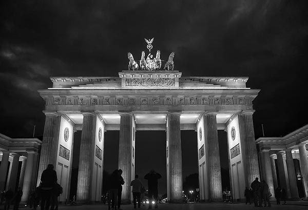 Brandenburger Tor / Friendship
