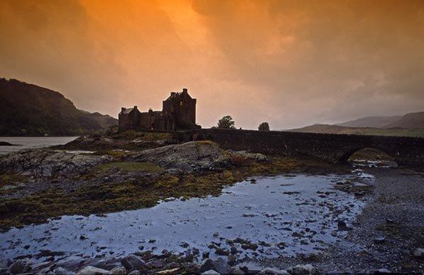 Elean Donan Castle2