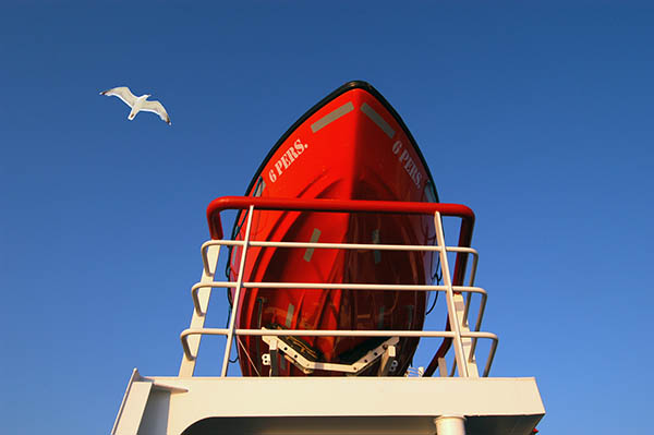 Rescue boat